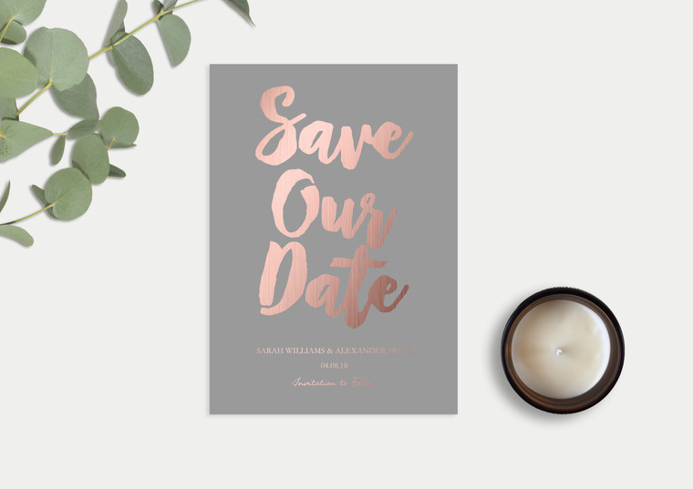 Brand New Stunning Save the Dates Added!
