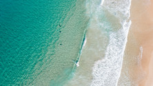 Newcastle Beach, NSW.