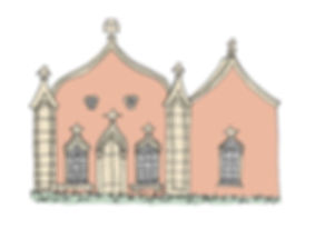 wedding venue illustration, illustrated wedding invitations, illustrated wedding stationery, hand drawn weding venue, wedding hand drawn invitations, wedding venue illustration, illustrated wedding invites, save the dates