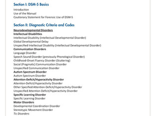 THE UPDATED DIAGNOSTIC MANUAL OF MENTAL DISORDERS IS AN AMAZON BESTSELLER