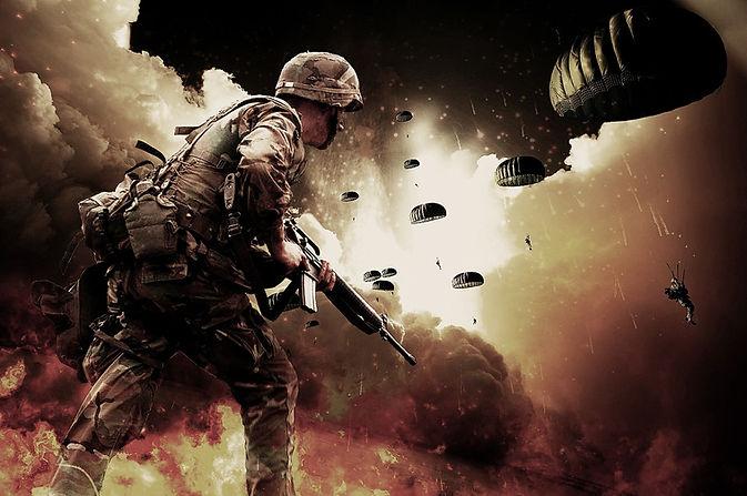 Gra wojenna