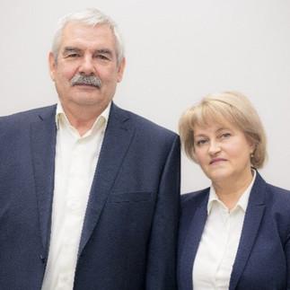 Светлана Васильевна и Фёдор Михайлович Тишкины. Специалисты. г.Сочи