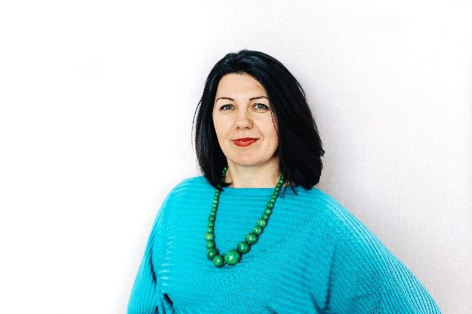 Татьяна Ивановна Савченко. Представитель организации в г.Краснодар