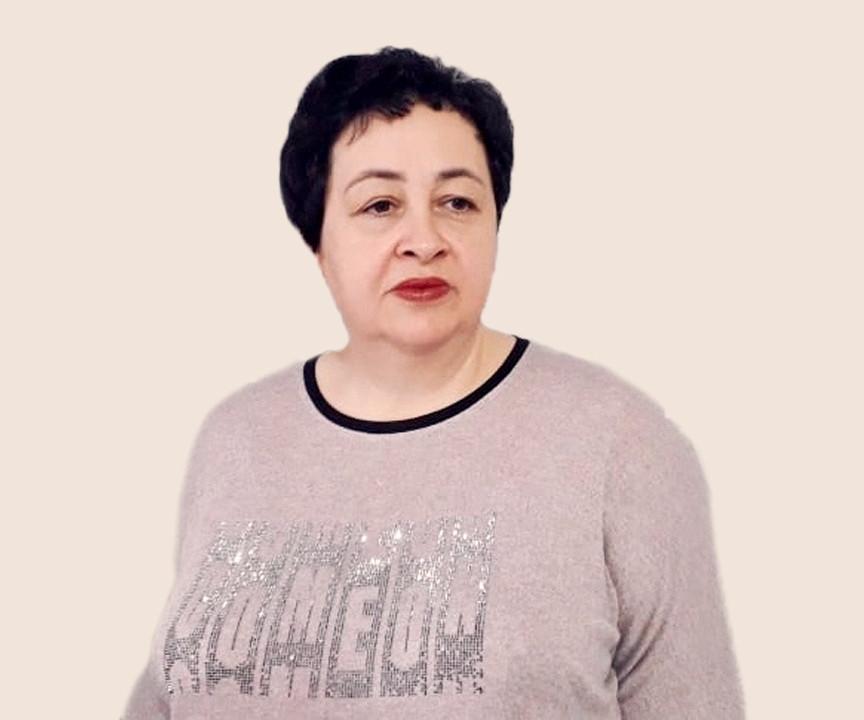 Светлана Ваниковна Фенеш. Специалист. г.Анапа
