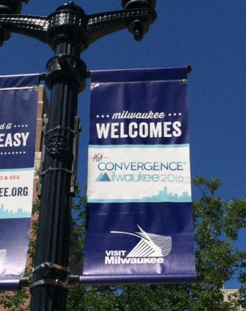 Convergence 2016 - Welcome to Milwaukee!