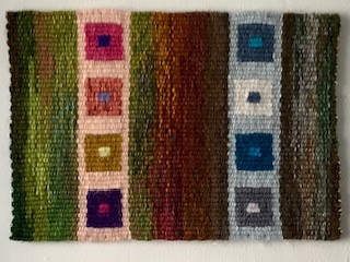 Tapestry Weaving: An Interview with NYGH Member Vicki Aspenberg