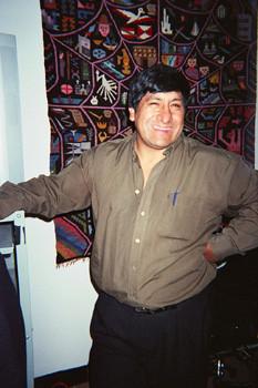 Edwin Sulca - Peruvian Weaver