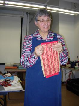 Finnish Weaving
