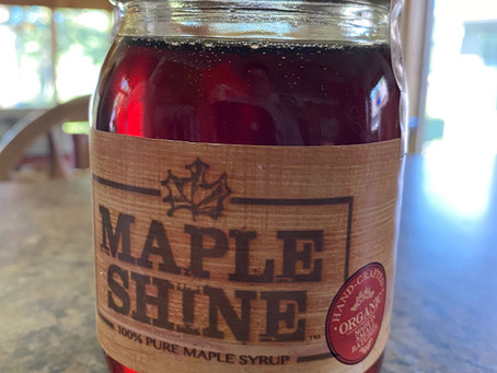 Market Find: Maple Shine 100% Pure Maple Syrup