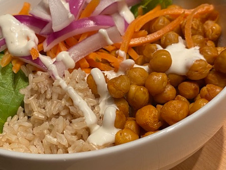 What About a Buddha Bowl?