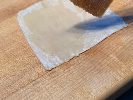 Crazy Easy Scallion Pancakes