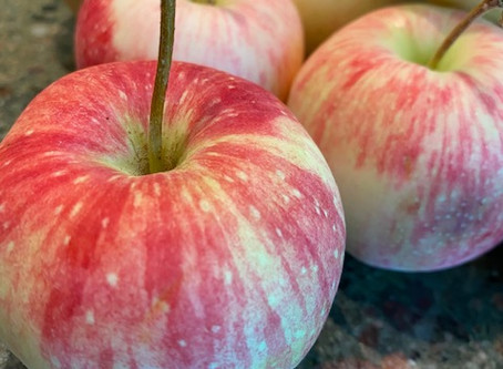 Taste the Market: Early Apples