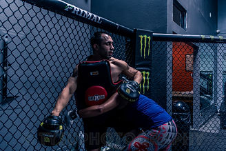 MMA is a full body contioning sport