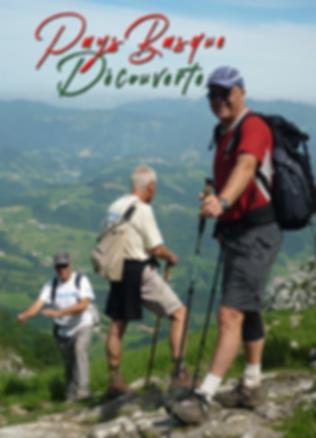 pays basque découverte, balades et randonnées pédestre accompagné par guides, moniteurs diplômé