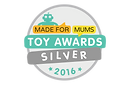 Made for Mums Silver Toy Award