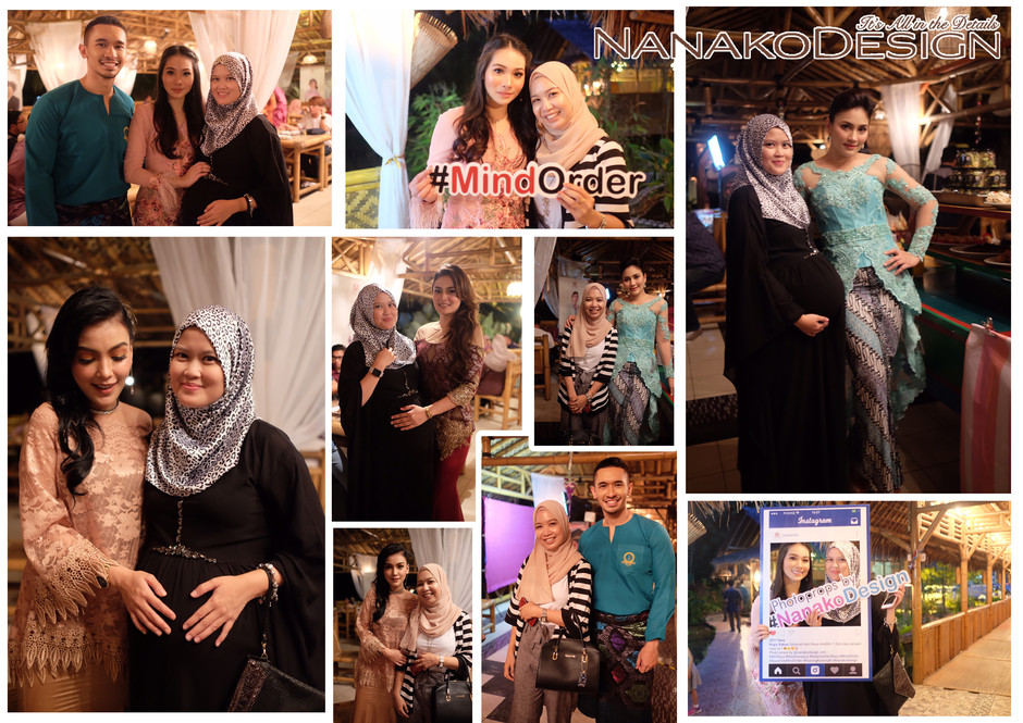 NANAKODESIGN : MINDORDER RAYA OPEN HOUSE