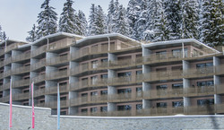 fully equipped apartments