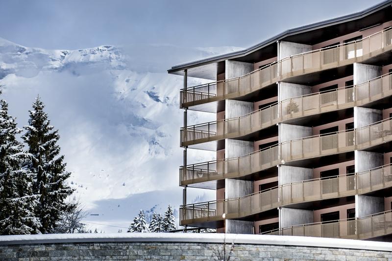 Balkon für jede Wohnung