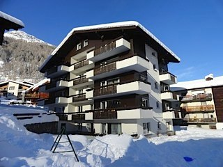 Saas-Fee Holiday Home