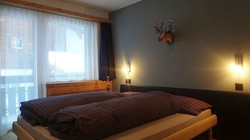 Saas-Fee parents room