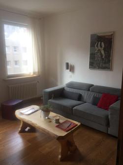 """""""Stüvetta"""" - living room"""