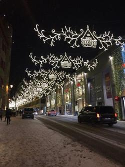 Christmas in St. Moritz