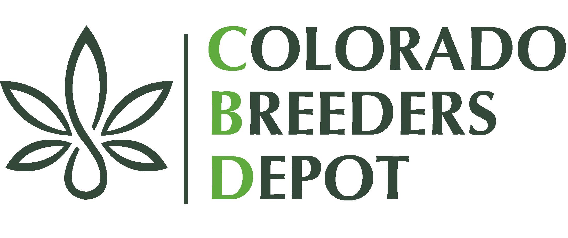 CBD Strains | Colorado Breeders Depot