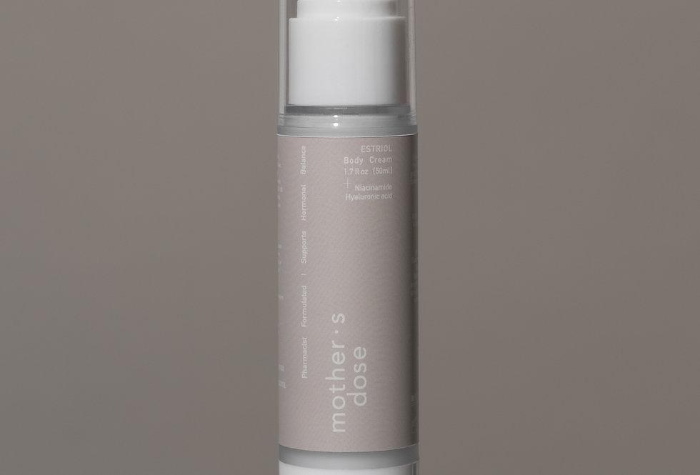 Estriol Body Cream