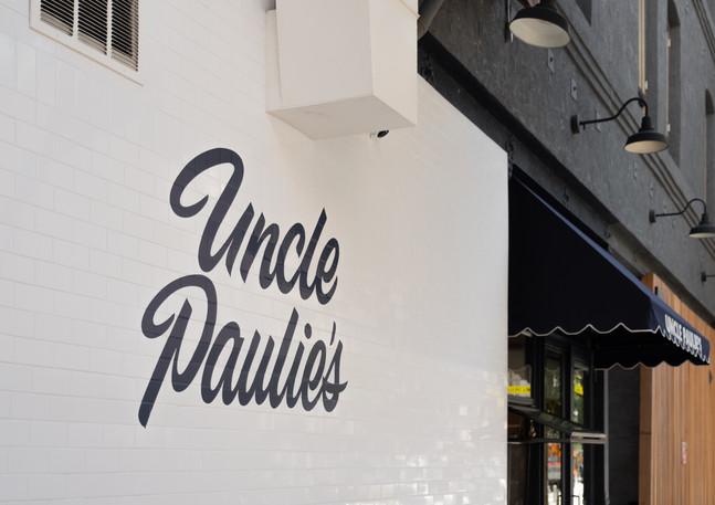 uncle paulies exterior
