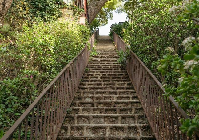 Saroyan Stairs