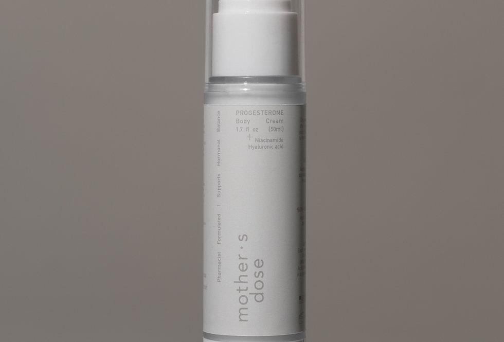 Progesterone Body Cream