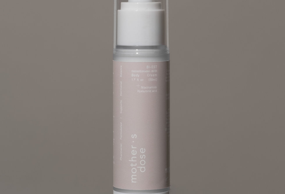 Biest Body Cream (Estriol and Estradiol)