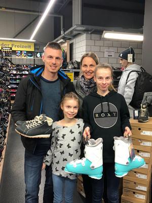 Familie Gasser, Lyss