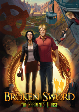 Broken Sword: The Serpant's Curse