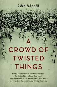 Launch of 'A Crowd of Twisted Things'
