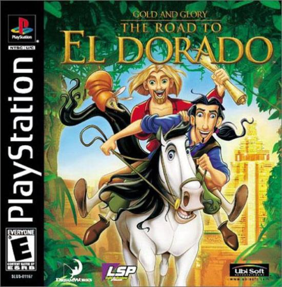 Gold & Glory: Road to El Dorado