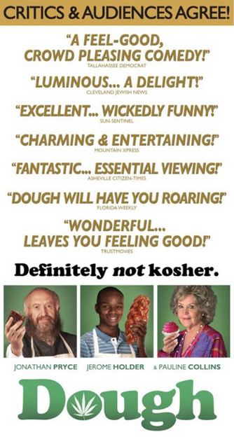 'Dough' wows audiences...