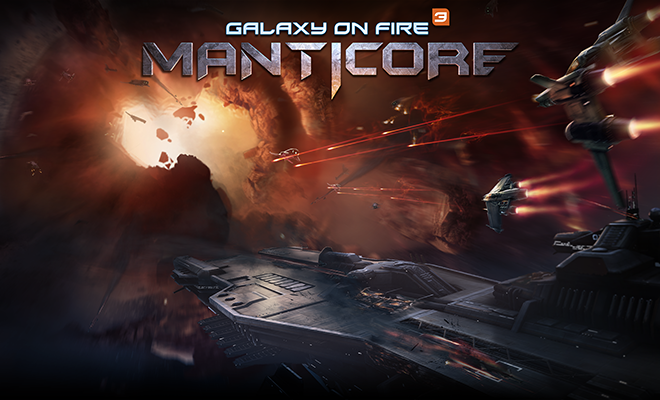 Galaxy on Fire: Manticore