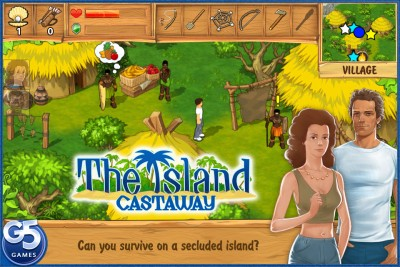 The Island Castaway