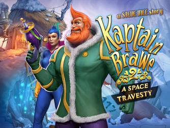 Kickstarter for Captain Brawe 2