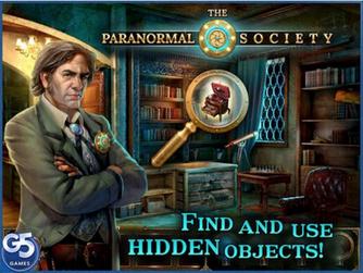 Paranormal Society for iPad