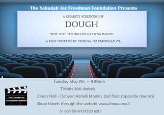 Charity Screening of Dough