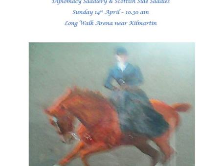 Side Saddle Demonstration 14th April