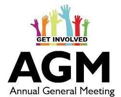 AGM Meeting 23rd November 2021