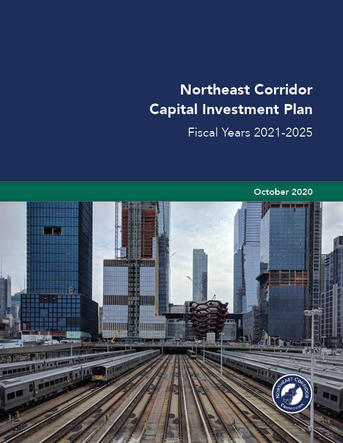 NEC Capital Investment Plan (Fiscal Years 2021-2025)