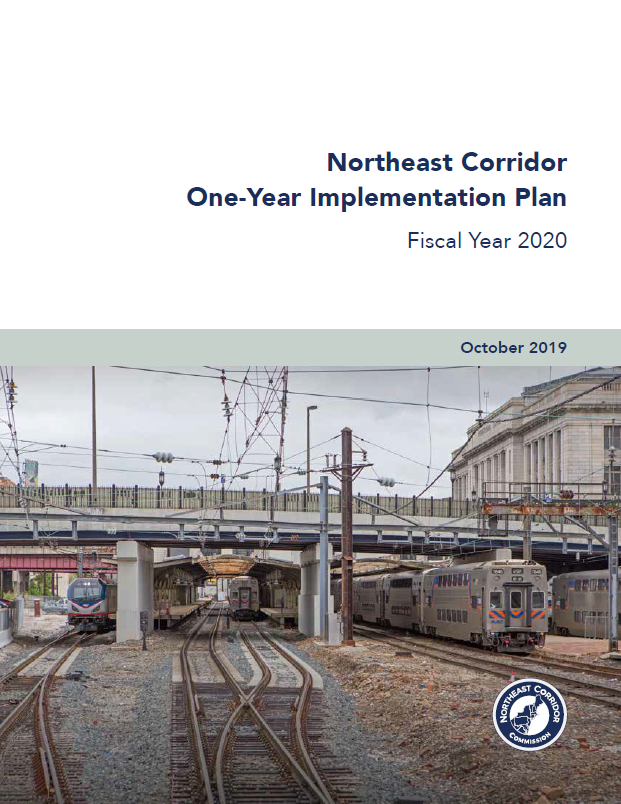 NEC One-Year Implementation Plan: Fiscal Year 2020 (October 2019)