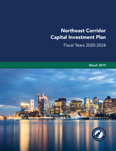 NEC Capital Investment Plan (Fiscal Years 2020-2024)