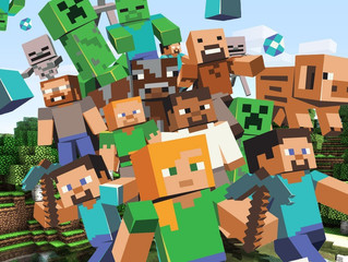 Minecraft Develops Social Competency