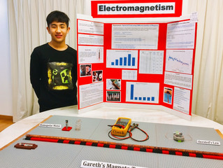 YEW Student Wins at Science Fair