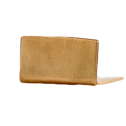 CLIP/CARD HOLDER LATÓN